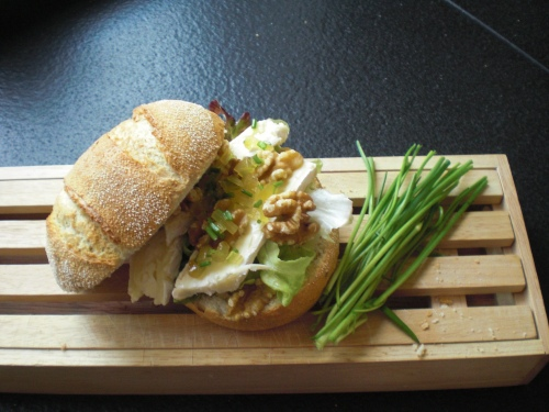 catering Rotterdam - broodje brie