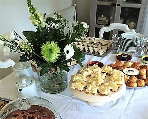 high tea de groene peper catering